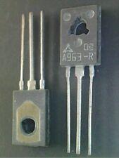 2SA963 A963 (R) low frequency power amplifier PNP transistor NOS. Matsushita.
