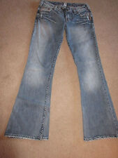 Womens Silver Jeans Tuesday 20 sz 28/31