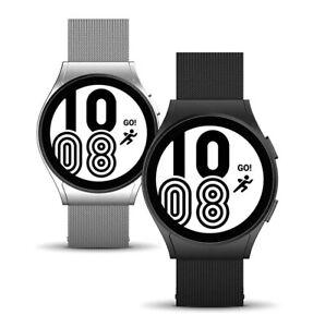 Samsung Galaxy Watch4 44mm Milanese Band 20mm M/L Strap Classic Hook GP-TYR870