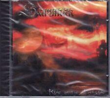 SARUMAN - Ride on the Darkside (CD) Death Metal