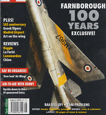 Aircraft Illustrated, August 2006, Farnbrough