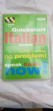 BBC Quickstart ITALIAN. CD : Language Learning Pack / Course