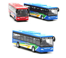 Low-priced mini-small alloy back-force minibus car model 15CM long very cheap(L)