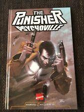 The Punisher Psychoville Marvel Exklusiv 31 Marvel Deutschland
