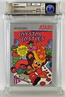 Crystal Castles Atari 2600 Brand New Factory Sealed WATA 9.4 A++ Seal