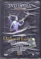 DVD «Willibald ♪Orphee Et Eurydice» + Libro «Giuseppe Verdi ♦ Aida » Nuevo