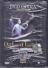 Dvd «WILLIBALD GLUCK ♪ ORPHEE ET EURYDICE» + Libro «GIUSEPPE VERDI ♦ AIDA» nuovo