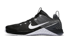 31f5a2a6281f Nike Metcon DSX Flyknit 2 Cross Trainer Black White Grey 924423-010 Mens  7.5