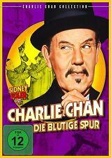 # DVD CHARLIE CHAN - DIE BLUTIGE SPUR - SIDNEY TOILER - KULT KLASSIKER ** NEU **