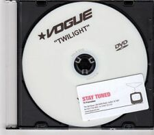 (GT916) Vogue, Twilight - 2009 DJ DVD