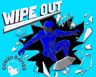 Wipe-Out - Great Amiga Game (By Gonzo Games) + Instructions. Working👍