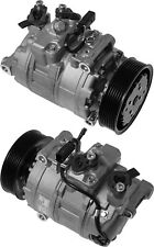 A/C Compressor Omega Environmental 20-21867-AM