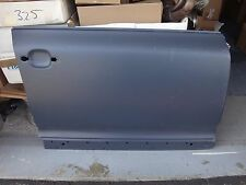 PORSCHE CAYENNE 2004 - 2010 RIGHT FRONT DOOR NEW OEM ORIG SHELL  95553101207GRV