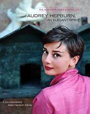 AUDREY HEPBURN AN ELEGANT SPIRIT by Sean Hepburn Ferrer FREE SHIPPING paperback