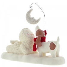 RARE SNOWBABIES FIGURE DEPT 56 BY THE LIGHT OF THE MOON BRAND NEW BOXED 6000834