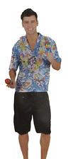 HAWAIIAN MAN COSTUME - Hawaii,shirt, pants, lei