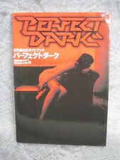PERFECT DARK Official Guide Book N64 SG56*