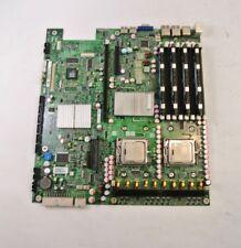 Intel S5000XALR Dual CPU Server Board w/ 2 Xeon E5335 & 4GB RAM