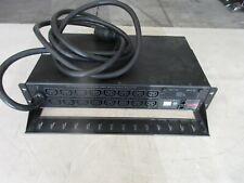 APC AP7911A Power Distribution Unit 2U Switched Rack PDU 30A 208V
