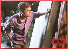 DEXTER - Seasons 5 & 6 - Individual Trading Card #42 - Burned!
