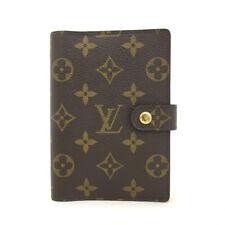 100% Authentic Louis Vuitton Monogram Agenda PM Notebook Cover /60682