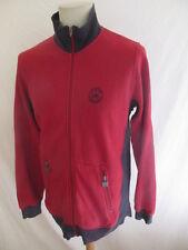 Veste vintage Converse Rouge Taille L à - 56%