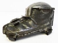 antique chocolate mold Antik seltene Schokoladen Form Schuh Motiv Laurösch ~1920