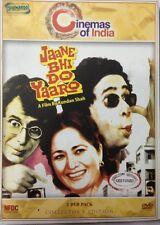 Jaane Bhi Do Yaaro - Cinema Of India - Original Hindi Movie DVD ALL/0 Subtitles