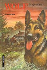 WOLF DE SPEURHOND - Jan Postma (16e druk)