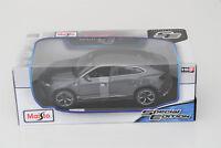 Maisto Lamborghini Urus Collectable Toy Car Dark Gray Diecast Vehicle 1 18