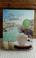 Live Italian Ultimate Language Learning Course (Teach Yourself) *NEW* RRP £100