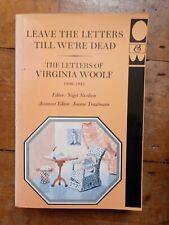 Letters of Virginia Woolf vol 6 pb 1983