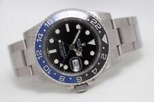 Rolex GMT Master 2 Batman - Dec 2013 - 116710 BLNR - Automatic Chronometer Watch