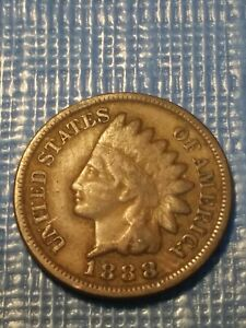1888 Indian Head Penny.