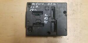 Renault Scenic 2000 Comfort convenience module 8200029342B S108502610D #8P