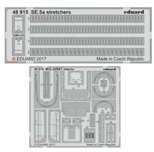 EDUARD 1/48 AIRCRAFT- SE5A STRETCHERS FOR EDU | 48915