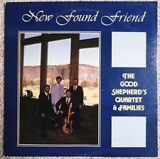 The Good Shepherd's Quartet & Families New Found Friend LP