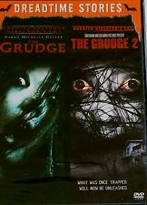 The Grudge & The Grudge 2 Dreadtime Stories Director's Cut NEW 2-Disc Halloween