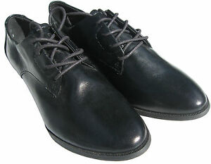 Brand new RMK girls boys school  formal casual shoes black size 6 leather