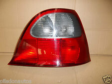 MG ZR ROVER 25 200 BUBBLE STREETWISE OFFSIDE DRIVER SIDE REAR LIGHT ,SMOKED TYPE
