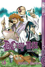 D.GRAY-MAN - Band 15 Tokyopop Manga