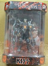 KISS GENE SIMMONS ACTION FIGURE SEALED