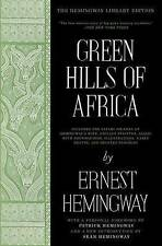 Green Hills of Africa by Hemingway, Ernest 9781476787589 -Paperback