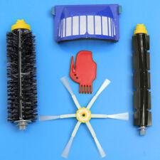 5PZ Kit Set Spazzole Filtri Per iRobot Roomba 600 605 615 616 620 621 631 651