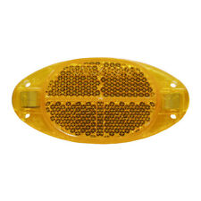 Gatos de bicicleta ojo emisor para radios montaje amarillo reflector de radios de emisor