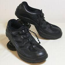 Z-COIL Freedom 2000 Pain Relief Footwear Shoes Comfort Black Leather Men's Sz 9