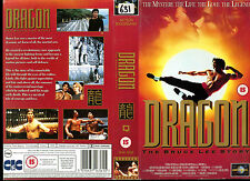 Dragon The Bruce Lee Story - Used Video Sleeve/Cover #17051