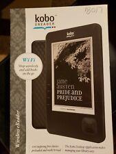 Kobo eReader 2GB, Wi-Fi, 6in - Black