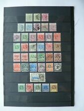 GOLD COAST :- 1875 - 1935 : Mint & Used selection.