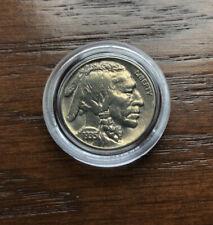 New Listing1935 Buffalo Nickel With Full Horn, Gem Bu Condition!